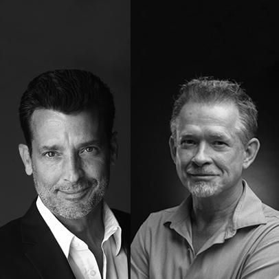 Photo ofBob Torti & David Hofer